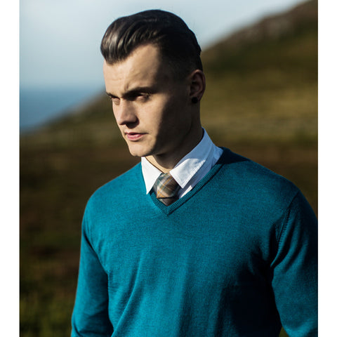 KITE V-Neck Extrafine Merino Jumper