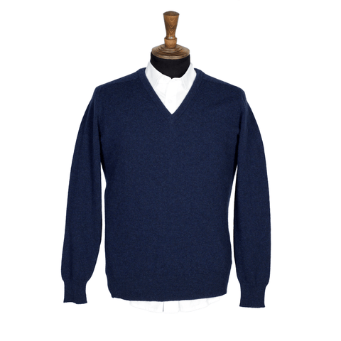 STARLING Cashmere V-Neck Jumper