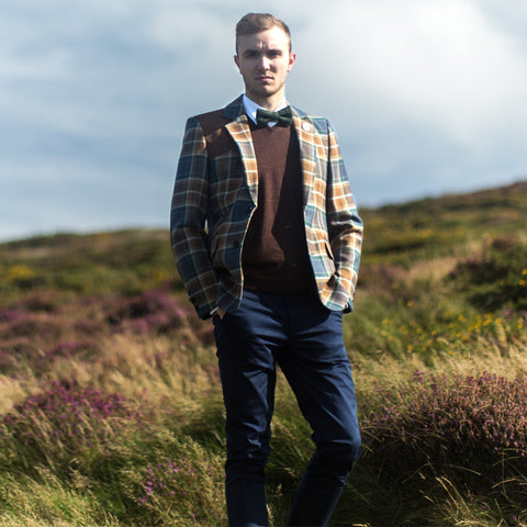 WREN Tweed Jacket