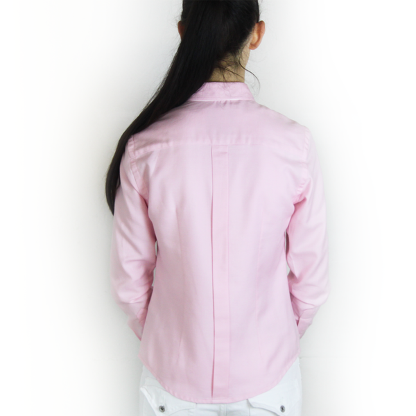 SWIFT Pink Brushed Cotton Shirt