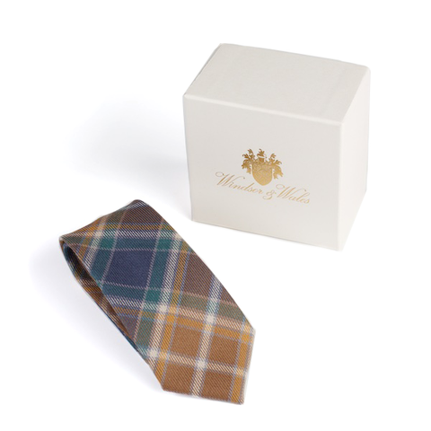 WREN Hunting Tweed Tie
