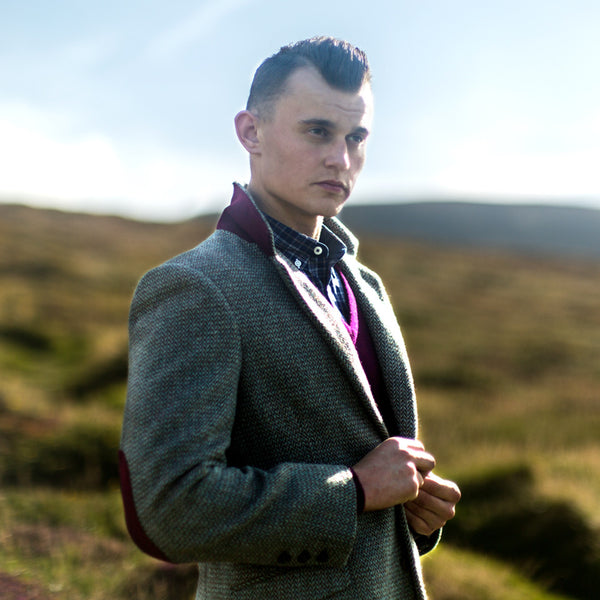 PHEASANT Tweed Jacket