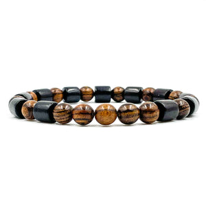 Henley | Dark Sandalwood & Ebony Blackwood