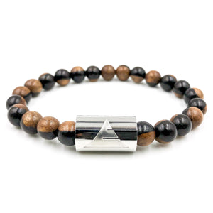 Timber | Brown & Black Sandalwood