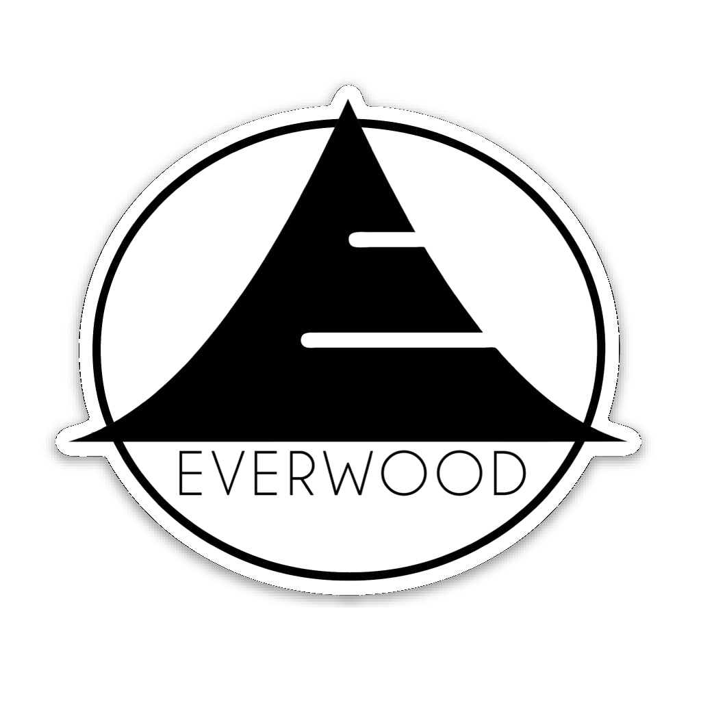 Everwood Circle Icon Sticker
