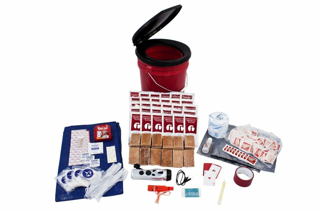 Deluxe Classroom Emergency Kit