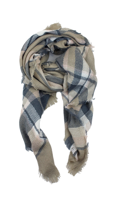 Twenty to Seven Blanket Scarf