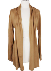 Willem Jean Open Front Cardigan front
