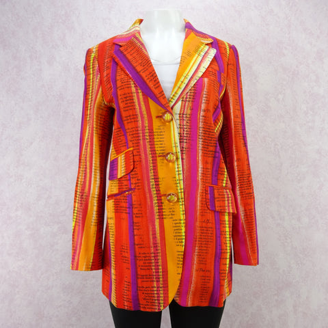 Vintage 90s MOSCHINO Wool Mini-Dress w/Pleat Back, New Old Stock