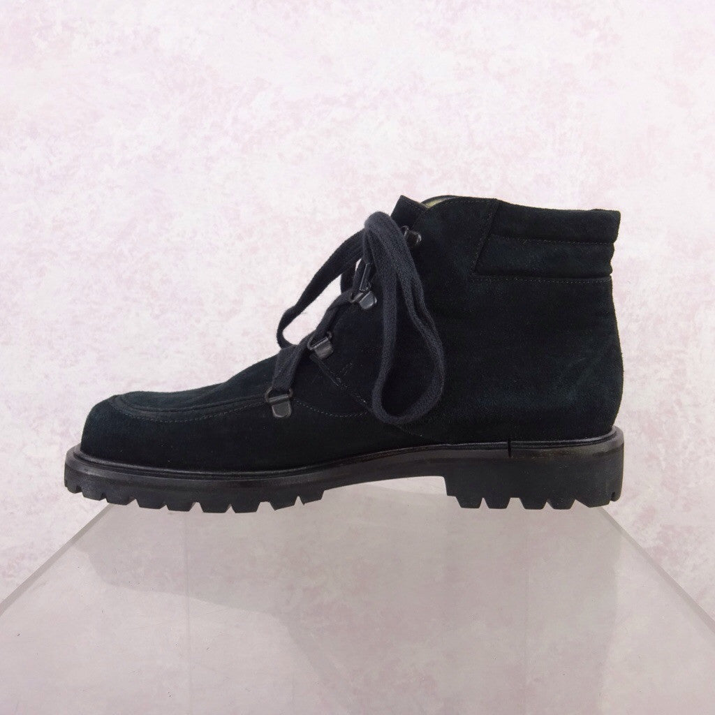2000s Suede Lace-Up Outdoor Boots we