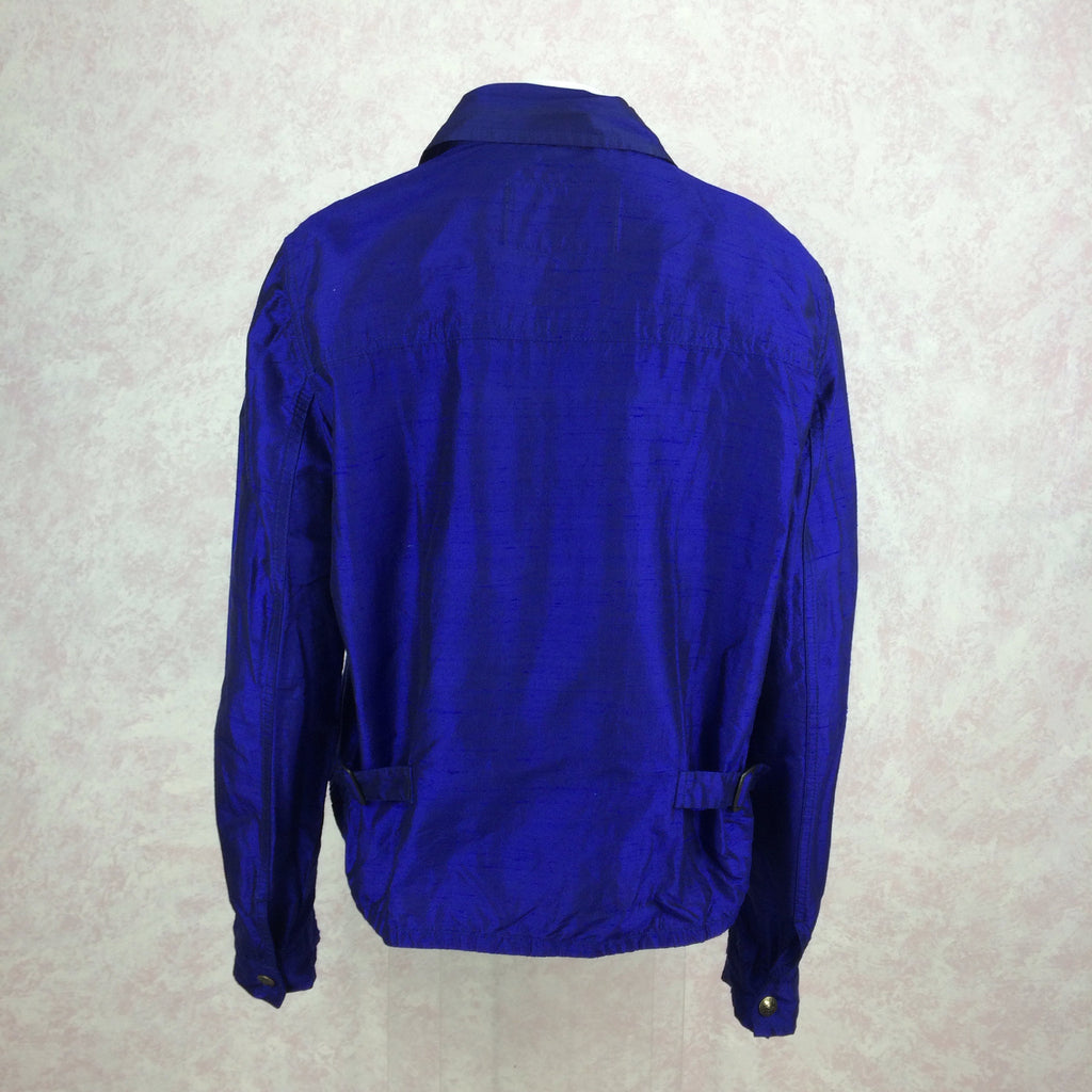 2000s ROMEO GIGLI Snap Front Jacket back
