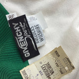 Vintage 70s GIVENCHY Qiana Polo Shirt, Label & Tag