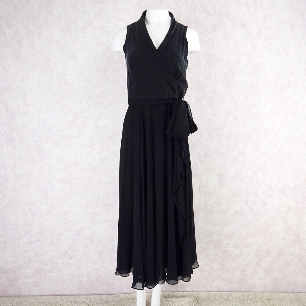 Dana Buchman Black Dress