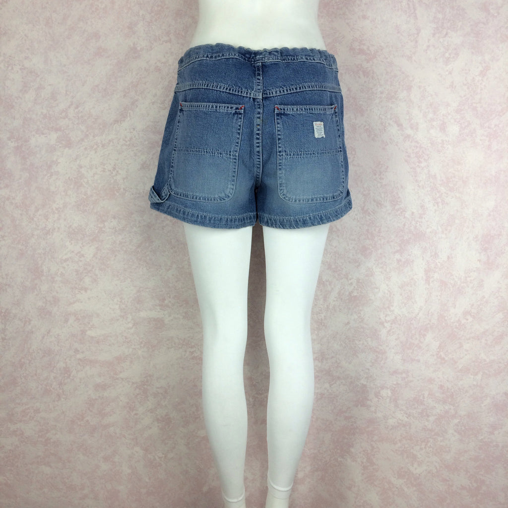 2000s ABERCROMBIE & FITCH Denim Shorts, B