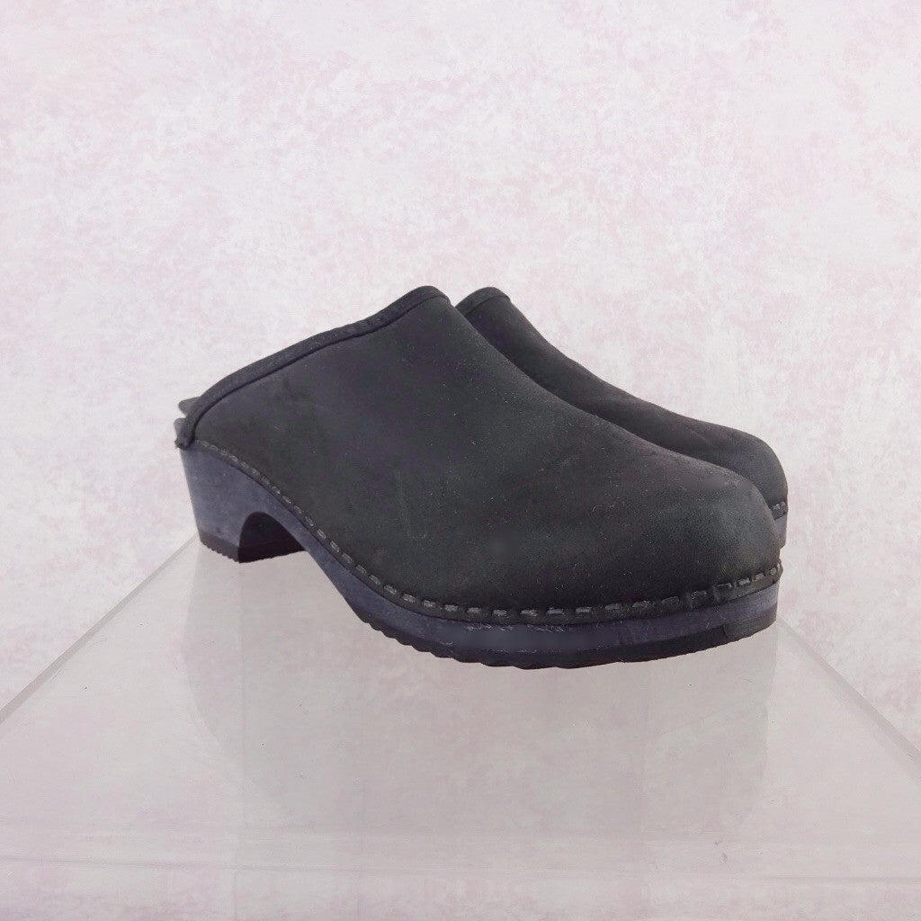 4b8602581c6 2000s RALPH LAUREN Country Leather Clogs d ...