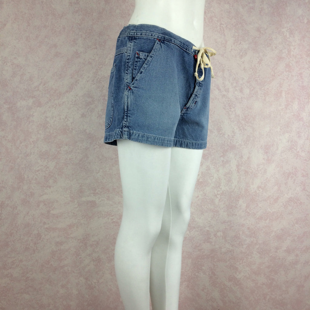 2000s ABERCROMBIE & FITCH Denim Shorts, S