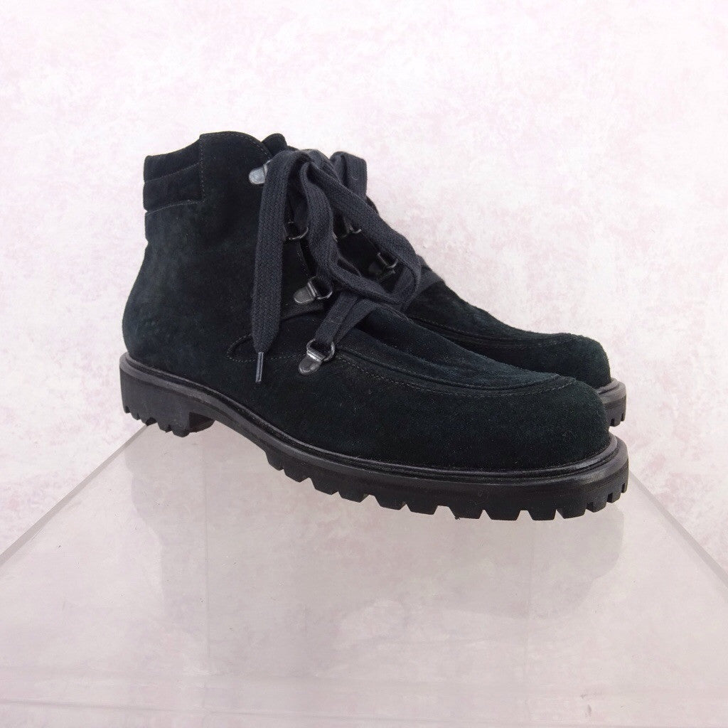 2000s Suede Lace-Up Outdoor Boots