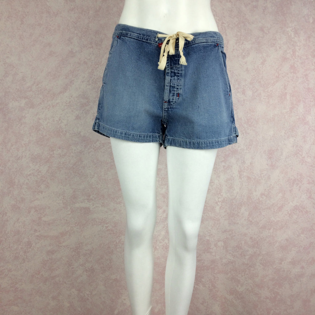 2000s ABERCROMBIE & FITCH Denim Shorts, F