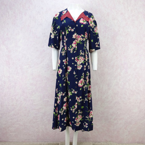 Vintage 50's Shirt Dress for Golf
