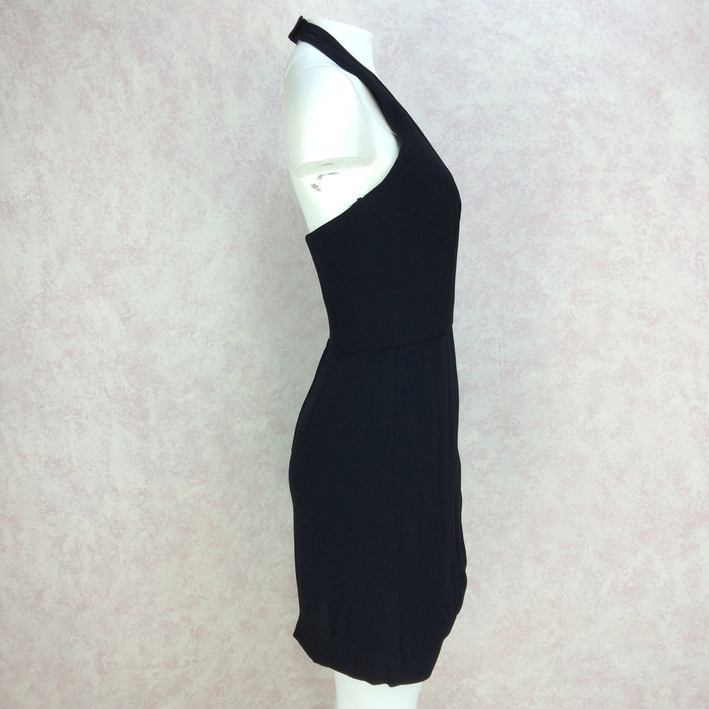 Vintage FREDERICK's of HOLLYWOOD Halter Dress, Side 2