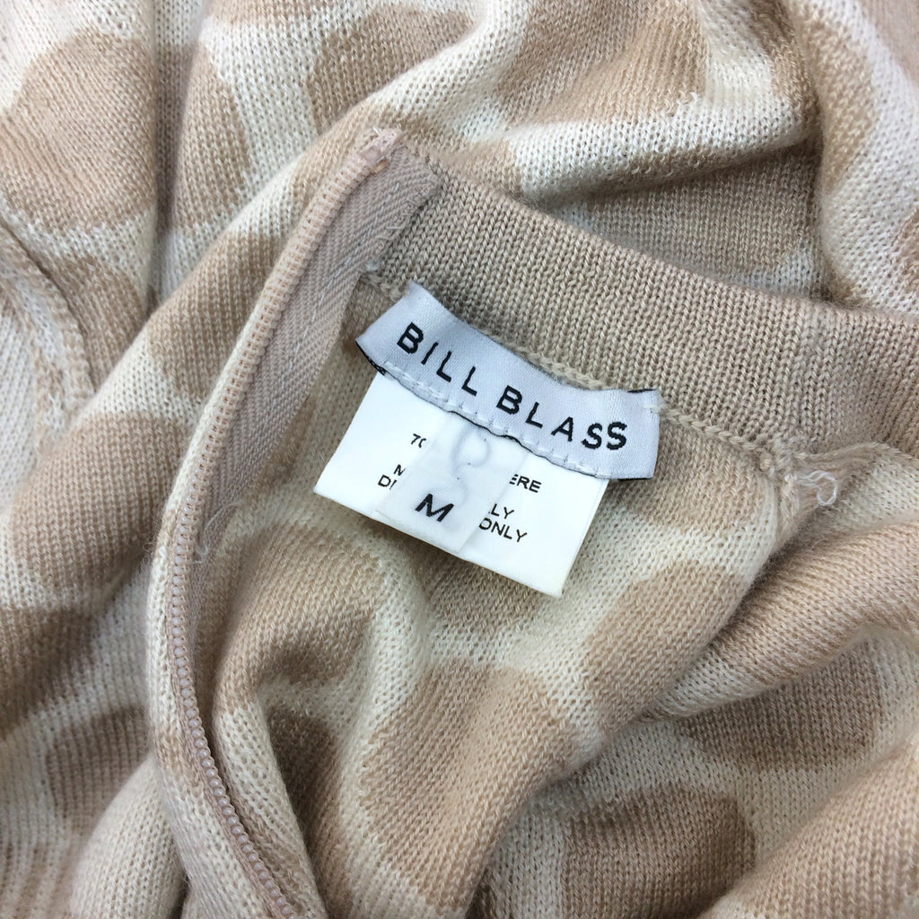 2000s BILL BLASS Cashmere Blend Twinset, Label