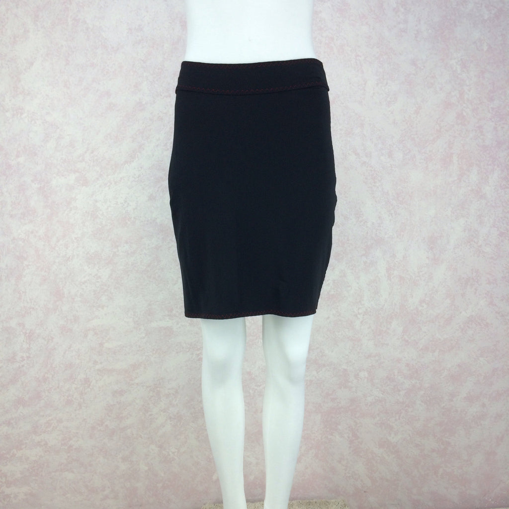 2000s Stretch Body Hugging Skirt, Front