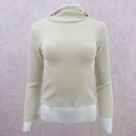 2000s PRADA Wool V-Neck Pullover Sweater