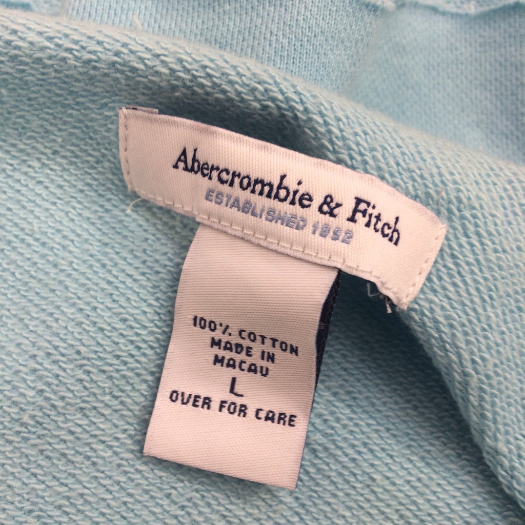 "2000s ABERCROMBIE & FITCH ""Sun & Fun"" Sweatshirt, Label"