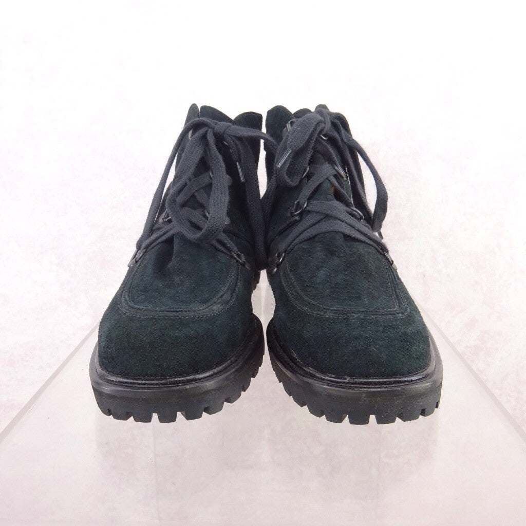 2000s Suede Lace-Up Outdoor Boots f