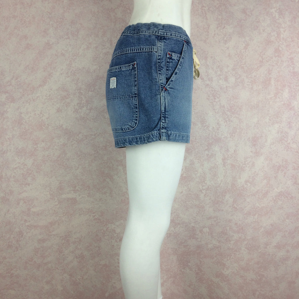 2000s ABERCROMBIE & FITCH Denim Shorts, S2