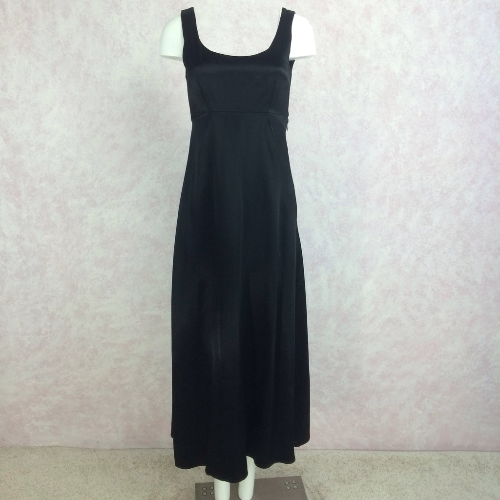 2000s TRILOGY Sexy Open Tie Back Dress, Front