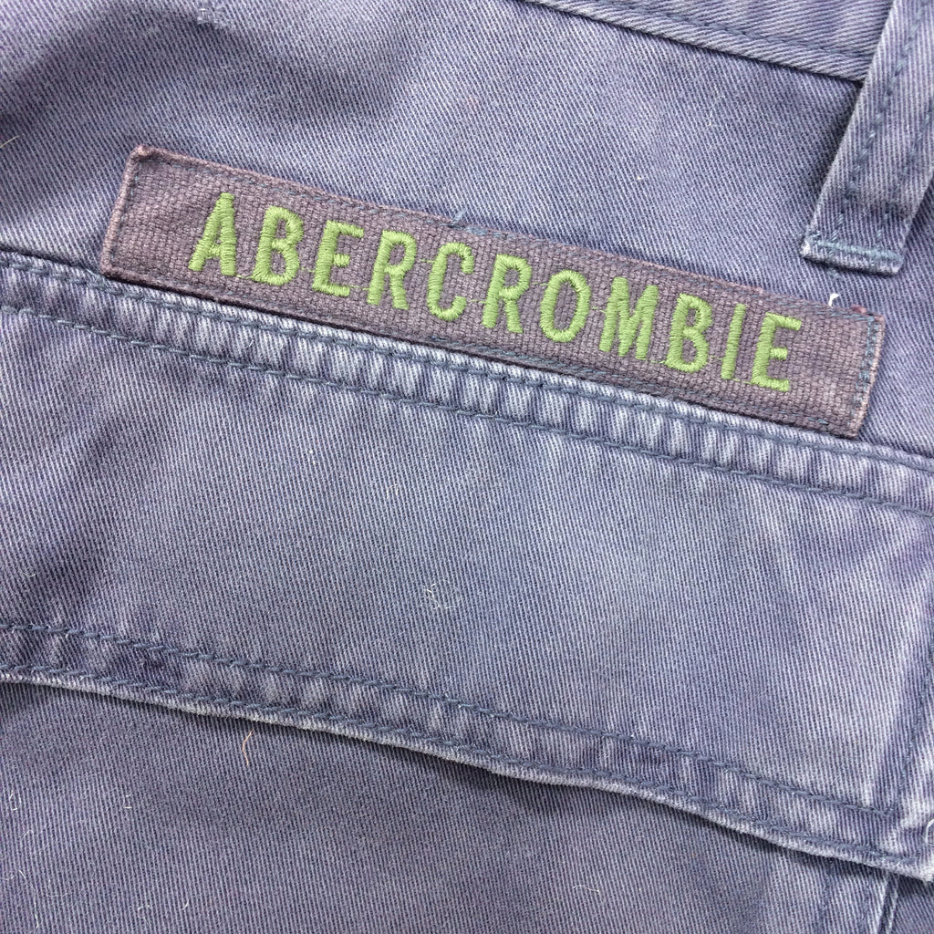 2000s ABERCROMBIE Cargo Shorts, Label