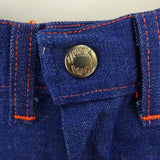 Vintage 50s BIG YANK Denim Pants/ Dungarees, Closure