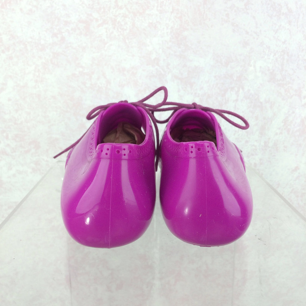 2000s MELISSA Plastic Oxfords, Back