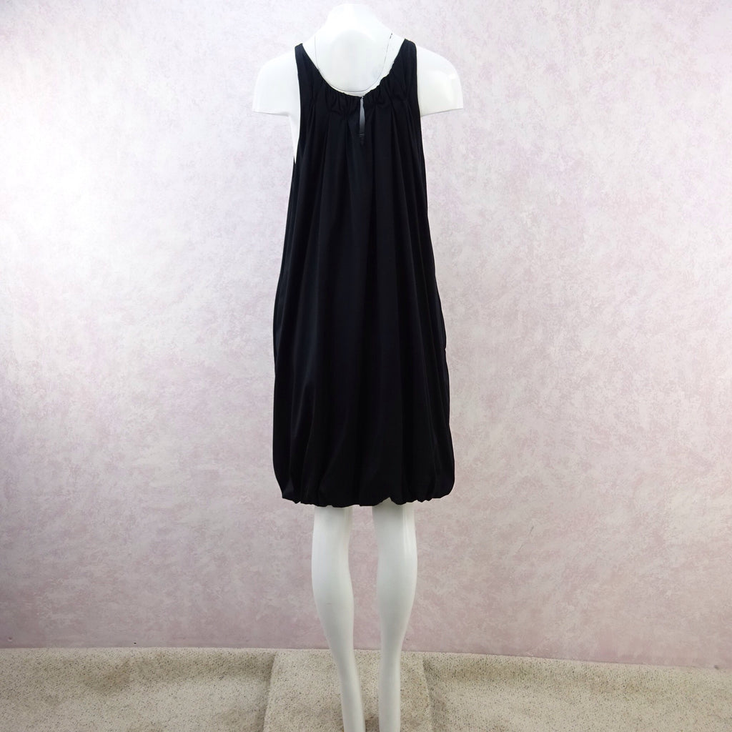 2000s Knit Jersey Gathered Sleeveless Shiftm