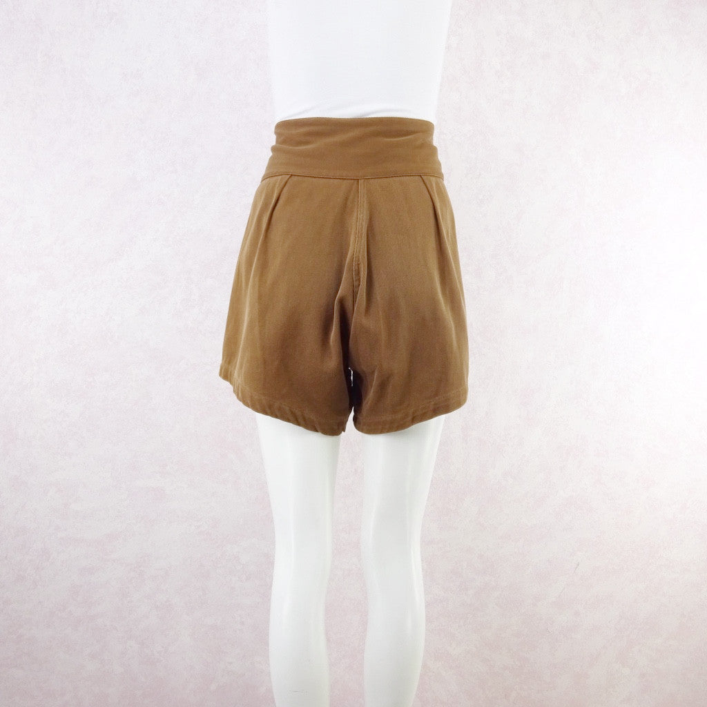 Vintage 40s Men's Shorts w/Double-Buckle Front mn