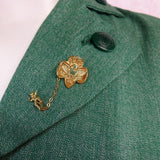 Vintage 60s Girl Scout Outfit eg