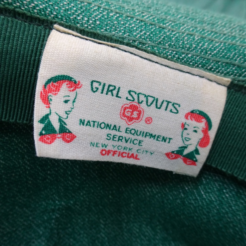 Vintage 60s Girl Scout Outfit, l
