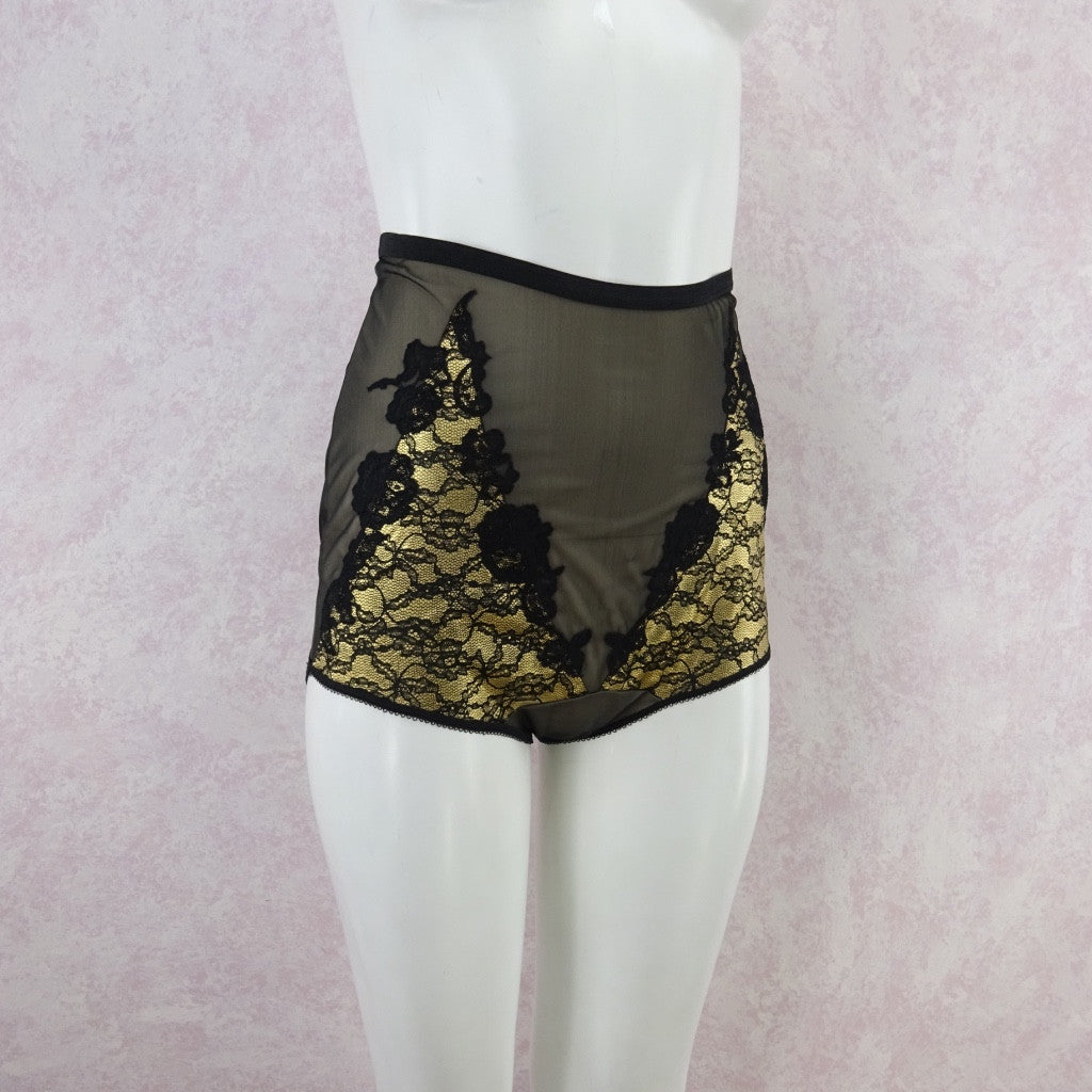 776db38931b0 Vintage 50s Nylon & Lace Illusion Sexy Underwear, New/Old – Voguely ...