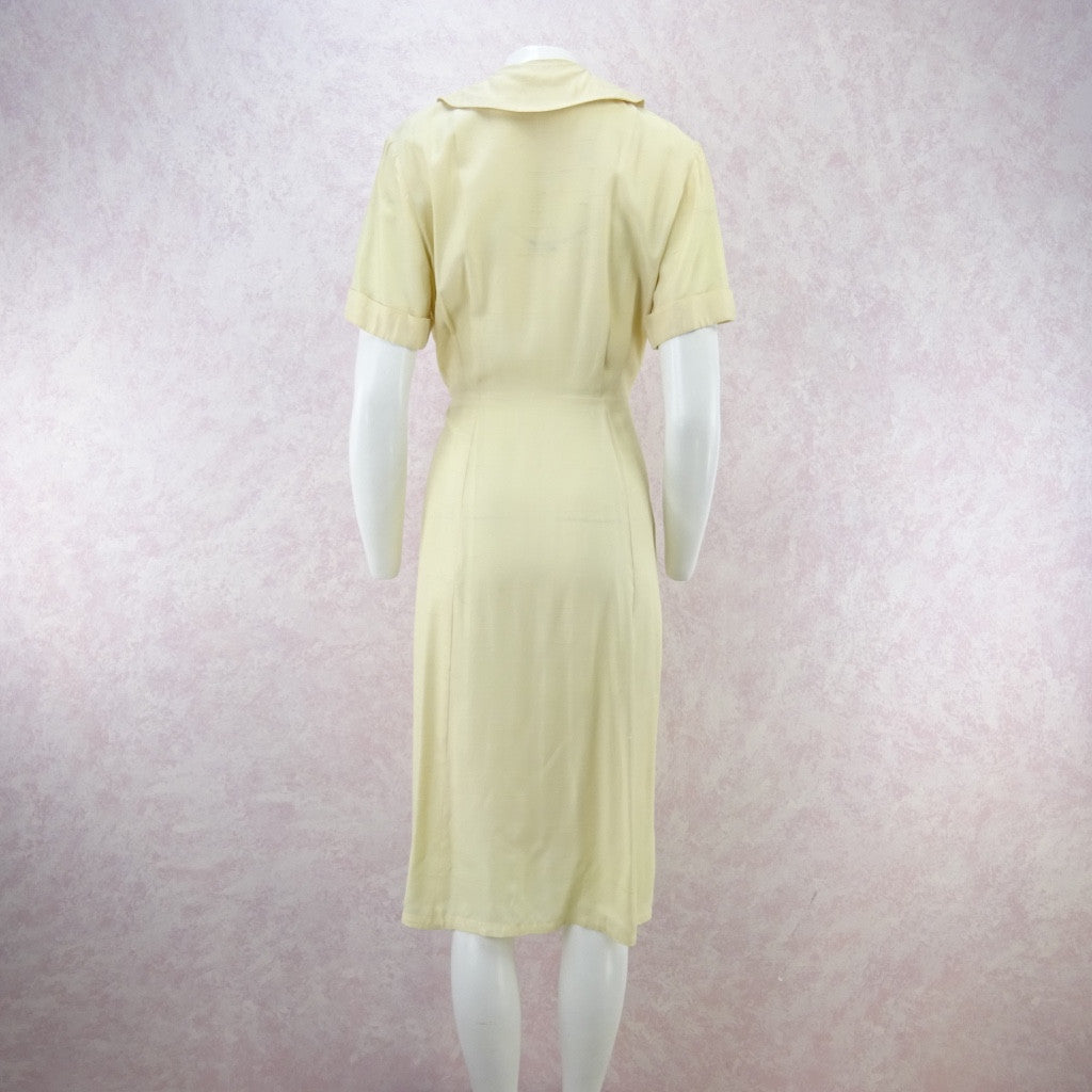 Vintage 50's Shirt Dress for Golf qwdf