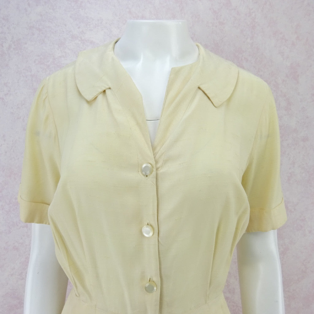 Vintage 50's Shirt Dress for Golf f