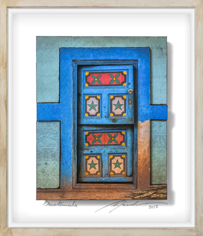Fine art 3D handmade artisan doors of the world, limited and unlimited collections from Guatemala, Mexico and the world. Doors of the Worlds by Alan Benchoam