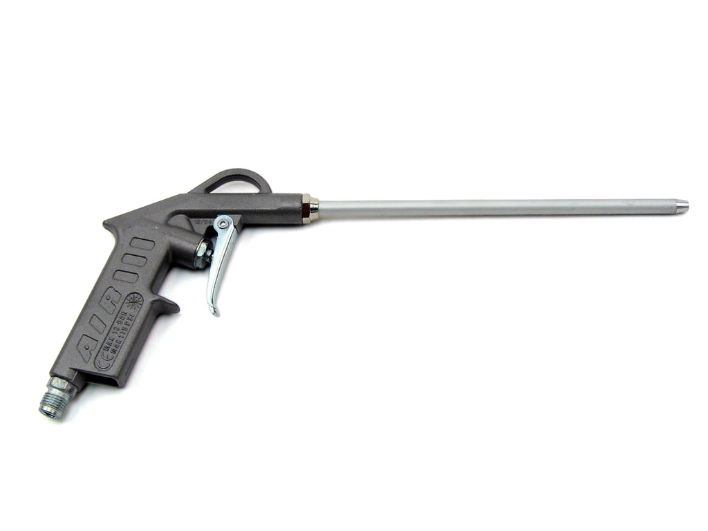 Italian air gun with variable pressure.