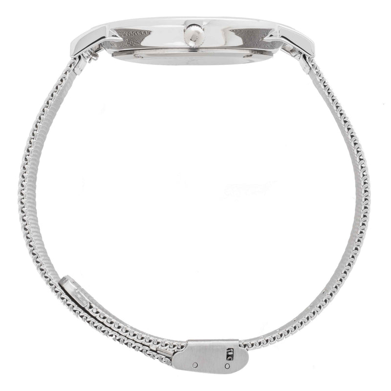 Deva 40mm 1st Edition - Silver Chain Metal - Burtley & Baines  - 2