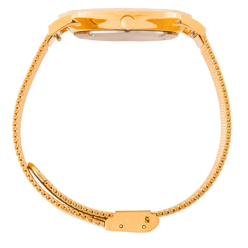 Deva 40mm 1st Edition - Gold Chain Metal - Burtley & Baines  - 2