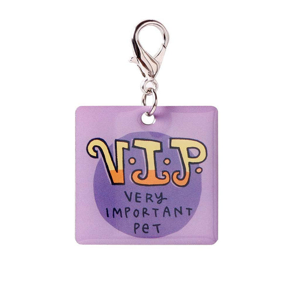 VIP-Very Important Pet-Charms