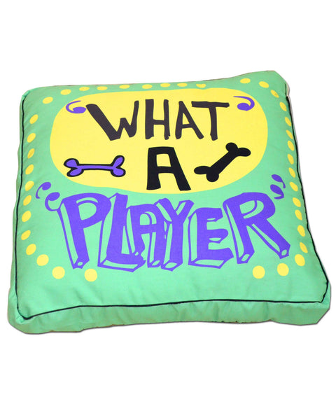 What a Player Bed