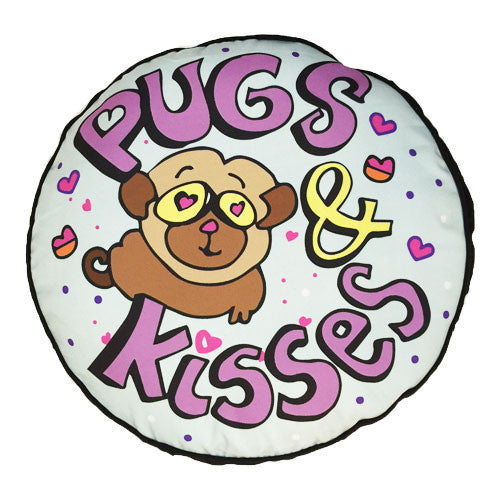 Pugs and Kisses bed