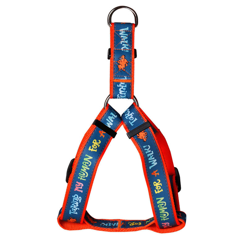Taking My Human For A Walk Harness