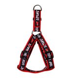 Love at First Sniff Dog Harness